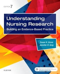 Couverture de l'ouvrage Understanding Nursing Research
