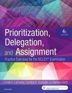 Cover of the book Prioritization, Delegation, and Assignment