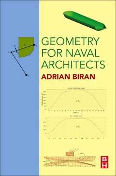 Couverture de l'ouvrage Geometry for Naval Architects