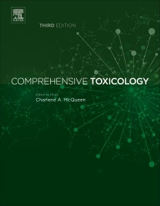Cover of the book Comprehensive Toxicology