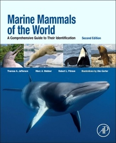 Couverture de l'ouvrage Marine Mammals of the World
