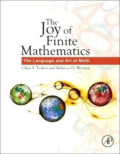 Couverture de l'ouvrage The Joy of Finite Mathematics