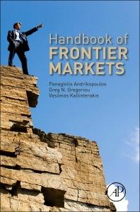 Couverture de l'ouvrage Handbook of Frontier Markets