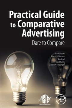 Cover of the book Practical Guide to Comparative Advertising