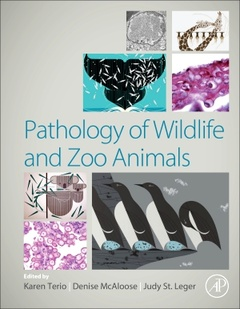 Cover of the book Pathology of Wildlife and Zoo Animals