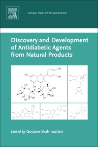 Couverture de l'ouvrage Discovery and Development of Antidiabetic Agents from Natural Products