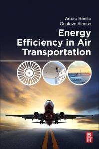 Couverture de l'ouvrage Energy Efficiency in Air Transportation