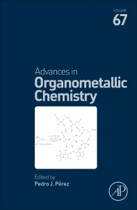 Cover of the book Advances in Organometallic Chemistry