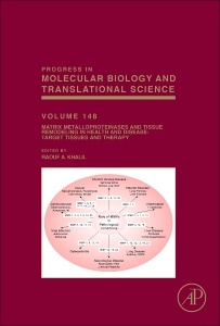 Cover of the book Matrix Metalloproteinases and Tissue Remodeling in Health and Disease: Target Tissues and Therapy