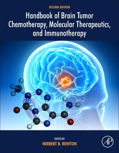 Cover of the book Handbook of Brain Tumor Chemotherapy, Molecular Therapeutics, and Immunotherapy