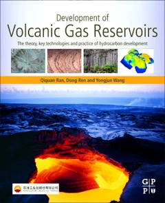 Cover of the book Development of Volcanic Gas Reservoirs