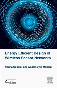 Couverture de l'ouvrage Energy Efficient Design of Wireless Sensor Networks