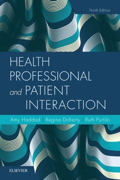 Cover of the book Health Professional and Patient Interaction