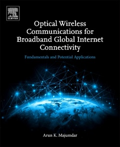 Couverture de l'ouvrage Optical Wireless Communications for Broadband Global Internet Connectivity