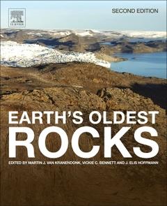 Couverture de l'ouvrage Earth's Oldest Rocks