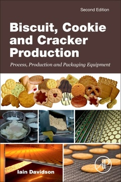 Cover of the book Industrial Biscuit Production