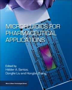 Cover of the book Microfluidics for Pharmaceutical Applications