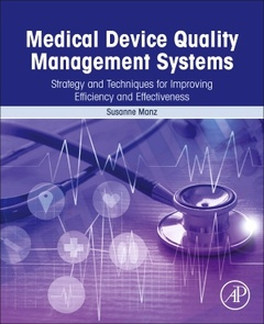 Cover of the book Medical Devices Quality Strategy and Planning
