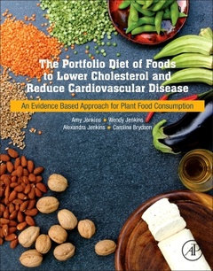 Cover of the book The Portfolio Diet of Foods to Lower Cholesterol and Reduce Cardiovascular Disease