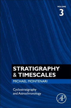 Cover of the book Stratigraphy & Timescales
