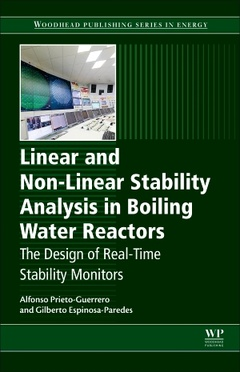 Cover of the book Linear and Non-Linear Stability Analysis in Boiling Water Reactors