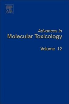 Couverture de l'ouvrage Advances in Molecular Toxicology