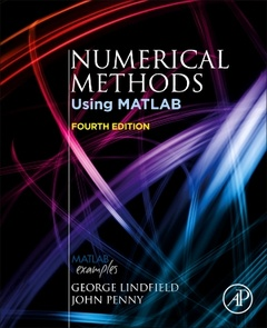 Couverture de l'ouvrage Numerical Methods