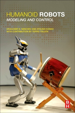Cover of the book Humanoid Robots