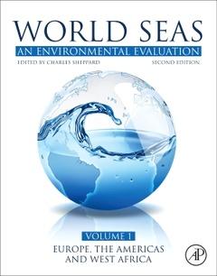 Couverture de l'ouvrage World Seas: An Environmental Evaluation