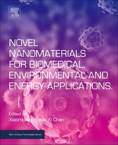 Cover of the book Novel Nanomaterials for Biomedical, Energy and Environmental Applications
