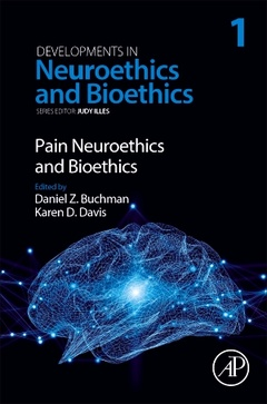 Cover of the book Pain Neuroethics