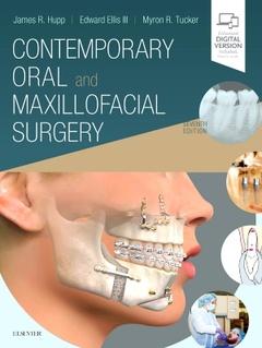 Cover of the book Contemporary Oral and Maxillofacial Surgery