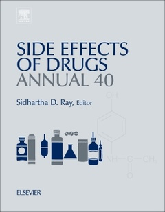 Couverture de l'ouvrage Side Effects of Drugs Annual