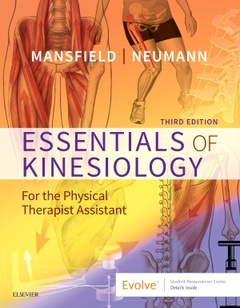 Cover of the book Essentials of Kinesiology for the Physical Therapist Assistant