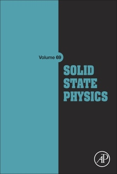 Couverture de l'ouvrage Solid State Physics