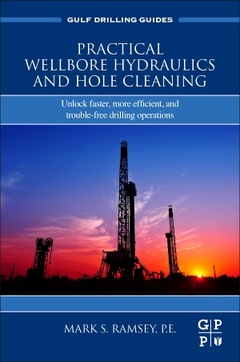 Couverture de l'ouvrage Practical Wellbore Hydraulics and Hole Cleaning