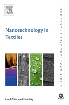 Cover of the book Nanotechnology in Textiles
