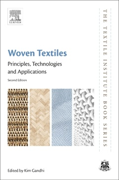 Cover of the book Woven Textiles