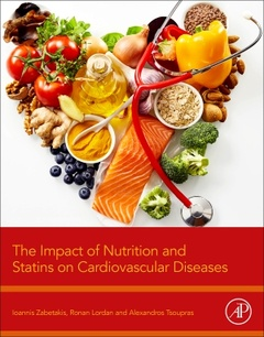 Couverture de l'ouvrage The Impact of Nutrition and Statins on Cardiovascular Diseases