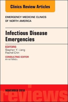Cover of the book Infectious Disease Emergencies, An Issue of Emergency Medicine Clinics of North America