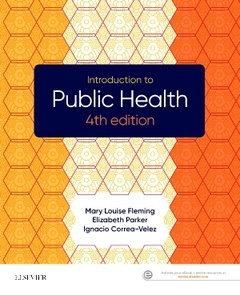 Cover of the book Introduction to Public Health