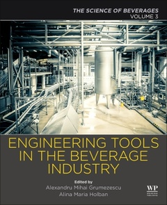 Couverture de l'ouvrage Engineering Tools in the Beverage Industry