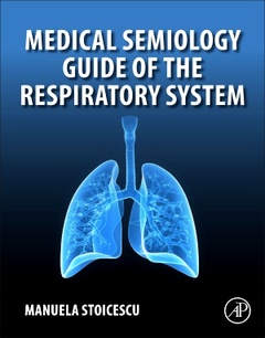Cover of the book Medical Semiology Guide of the Respiratory System