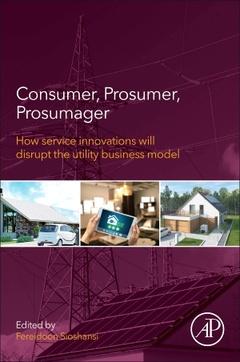 Couverture de l'ouvrage Consumer, Prosumer, Prosumager: