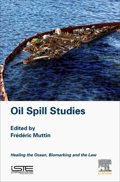 Cover of the book Oil Spill Studies