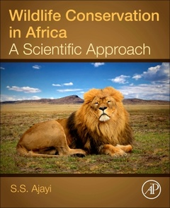 Couverture de l'ouvrage Wildlife Conservation in Africa