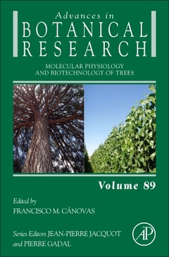 Couverture de l'ouvrage Molecular Physiology and Biotechnology of Trees