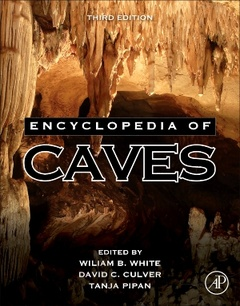 Cover of the book Encyclopedia of Caves