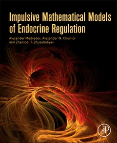 Cover of the book Impulsive Mathematical Models of Endocrine Regulation