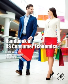 Cover of the book Handbook of US Consumer Economics
